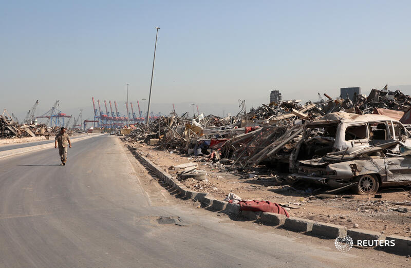 Beirut's head of the anti-narcotics and money laundering division informed the customs authority in 2014 that a shipment of ammonium nitrate was 'extremely dangerous' and posed a risk to the public https://t.co/iwZtoX0jfE https://t.co/TIAO4h5lbP