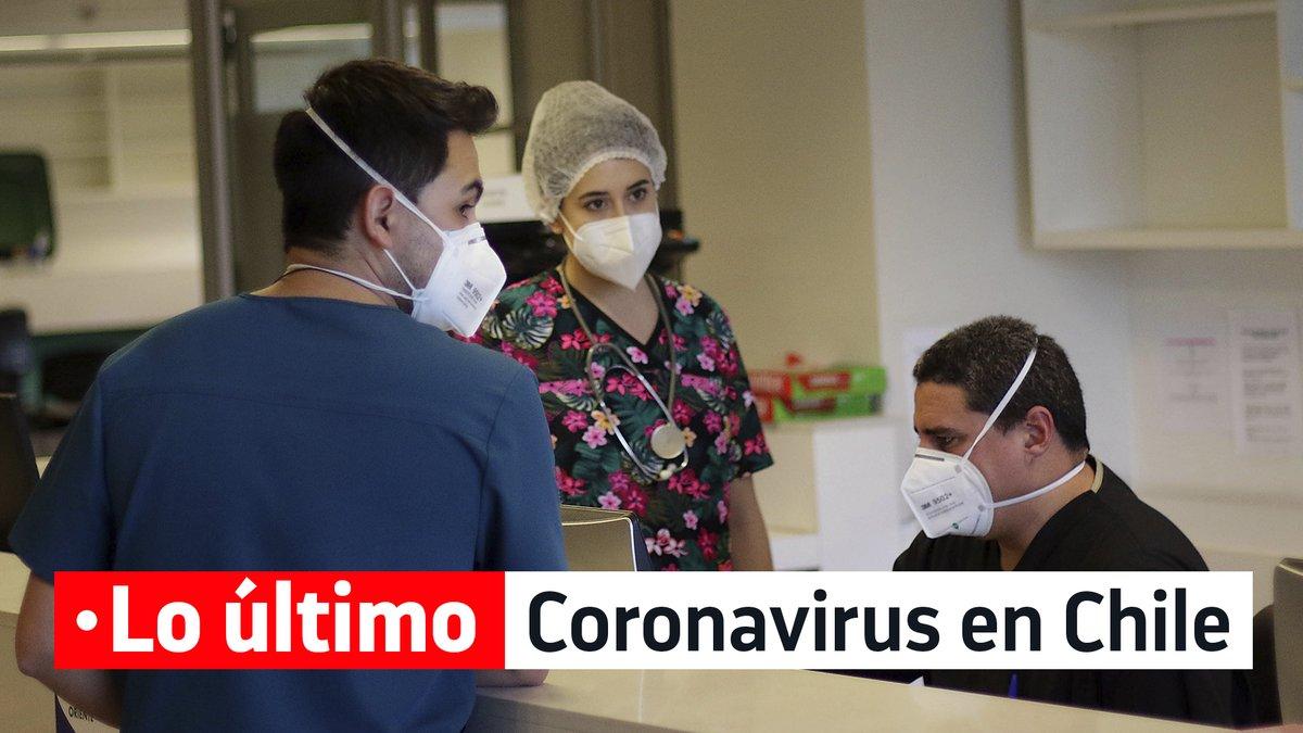 🔴 AMPLIADO | Balance coronavirus: Minsal vuelve a reportar más de 1.000 casos y confirma 6 fallecidos ➡ https://t.co/IpSi9jIk7E https://t.co/lLi9S8ahzG