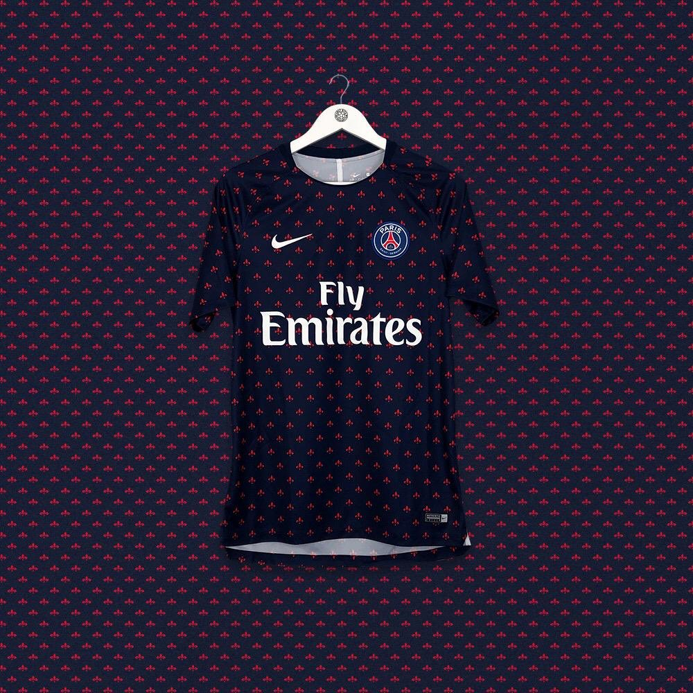New PSG jerseys added to the store ➡️ cultkits.com/shirts/french-… 🔴🔵