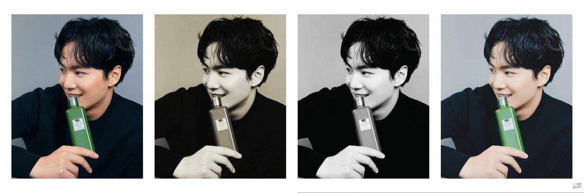 Handsome and precious Origins' Muse, Kim Jonghyun 🐢💙🌳  #김종현 #JR #오리진스 #김종현_오리진스 @Origins @Origins_kr @elcompanies @elcompanies_kr https://t.co/9AROiIVOr9