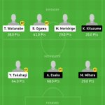 Image for the Tweet beginning: Ultra Cleansweep again 😘😘😘🔥 #Dream11 #J-League