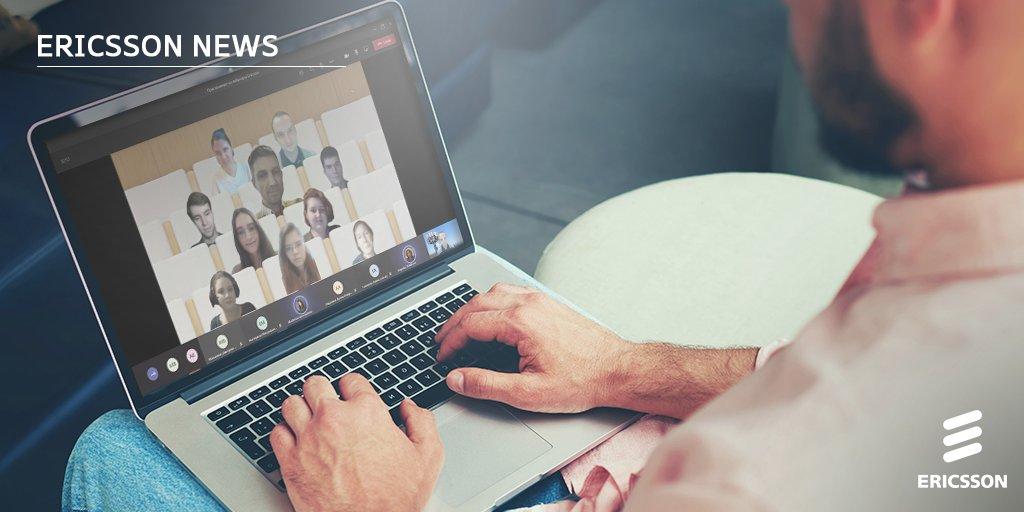 В октябре мы начали новую программу для студентов в рамках сотрудничества с МАИ. На прошлой неделе преподаватели Ericsson Академии Москва провели 3 вводных сессии по теме «Безопасность в сетях 5G» для 12 студентов старших курсов. Подробнее: https://t.co/FZNWY82Vsk https://t.co/aIgtgDOe5N