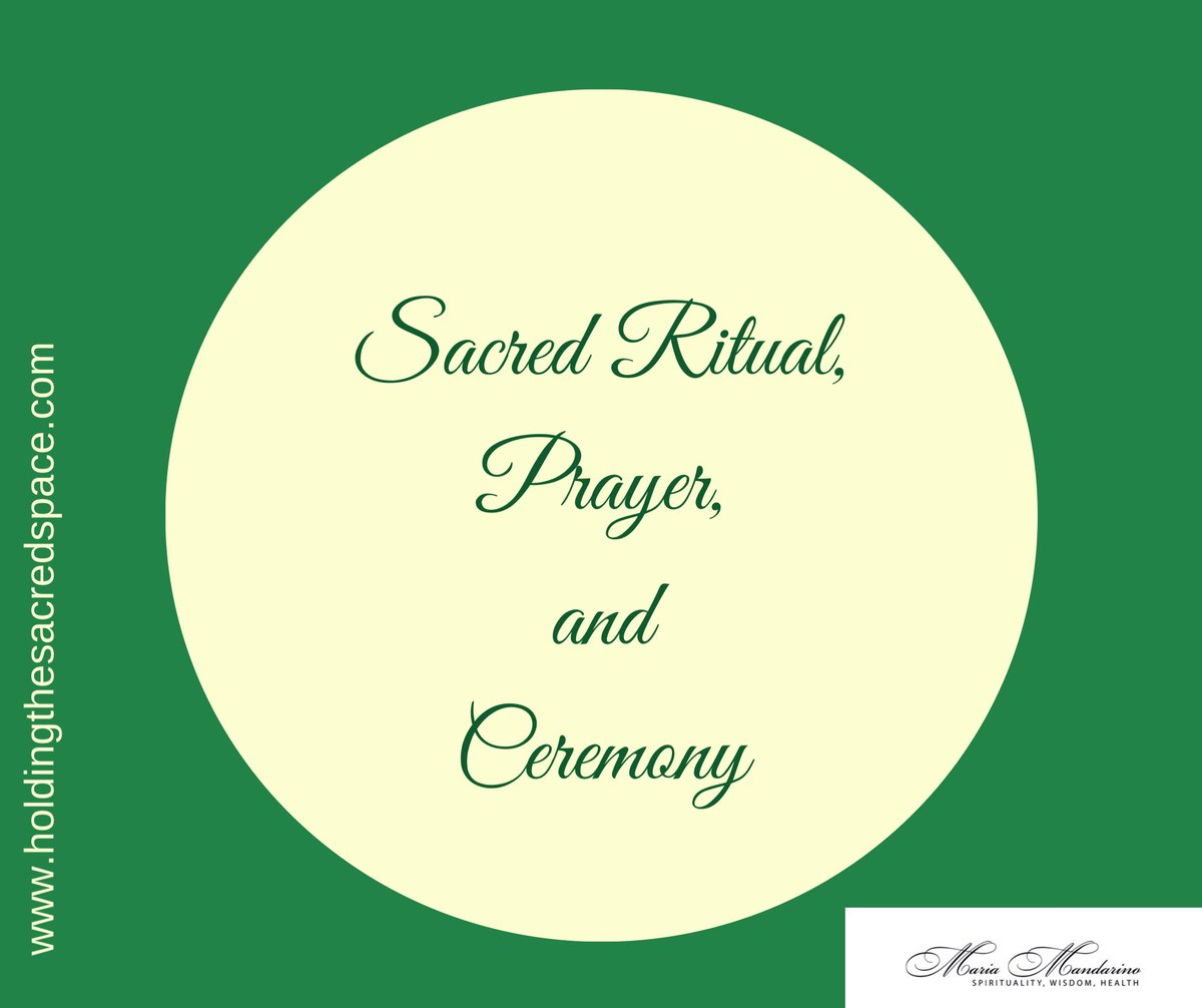 Ritual, prayer, and ceremony are ways in which we enter into relationship with the Divine. They require intention and presence, which means life itself becomes sacrament when we bring intentionally to it. #sacred #ritual, #prayer #ceremony #intent #spirituality #mysticism https://t.co/GaX6AYnitD