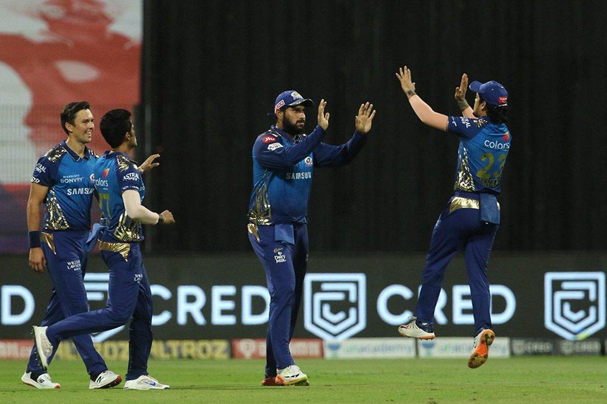 #IPL2020 MI vs RCB Live Scores: Bangalore 6 wickets down; Mumbai in control. LIVE UPDATES: sify.com/sports/cricket… #MIvsRCB | #RCBvsMI | #Dream11IPL