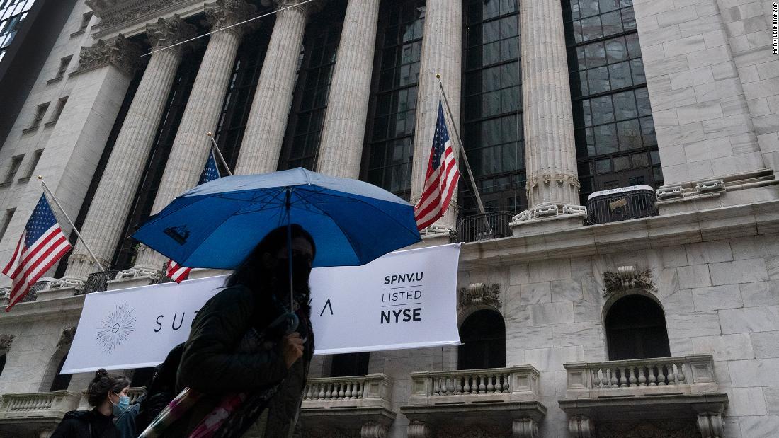 The Dow plummets more than 800 points as Covid-19 cases soar https://t.co/T5wqVEjXJ7 https://t.co/h9XxHbicd6