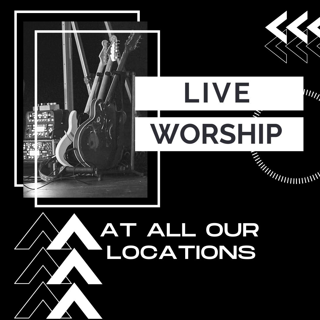 LIVE WORSHIP!  This Sunday we will be having live worship at both our Hoe Valley and Yvonne Arnaud locations.  We're excited that after so long, we are adding in this element back into our in-person gatherings. #gatherings #liveworship #worship #sunday #service #guildford #woking https://t.co/CDFFUZa3vy