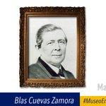 Image for the Tweet beginning: Blas Cuevas Zamora (1817–1870) En