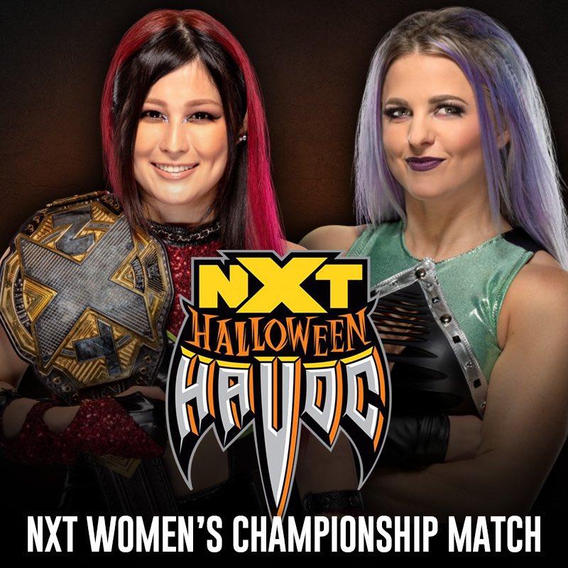 @shirai_io's photo on #WWENXT