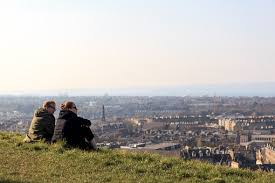 Great opportunity to share the benefits that Edinburgh's greenspaces bring. @edinoutdoors