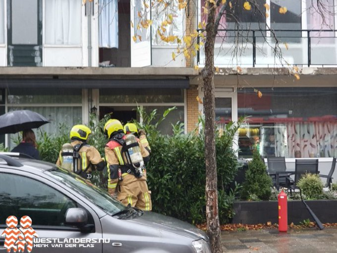 Binnenbrand in woning Dr. Schaepmanstraat https://t.co/GndMeZBLPa https://t.co/b5ddvLtFwY