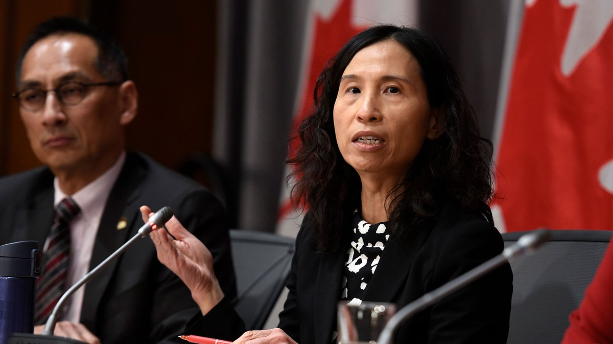 WATCH LIVE: Health Canada officials give an update on COVID-19: https://t.co/7agN16fPyi https://t.co/CjCufRub1I