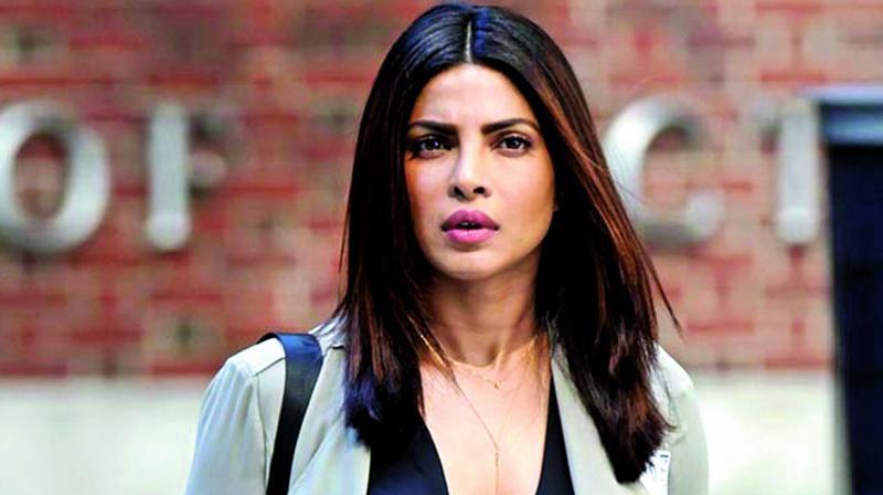 #PriyankaChopra & #SamHeughan tiendront les rôles principaux d'une comédie romantique intitulée #TextForYou  qui sera réalisée par #JimStrouse et à laquelle participera également #CelineDion.
