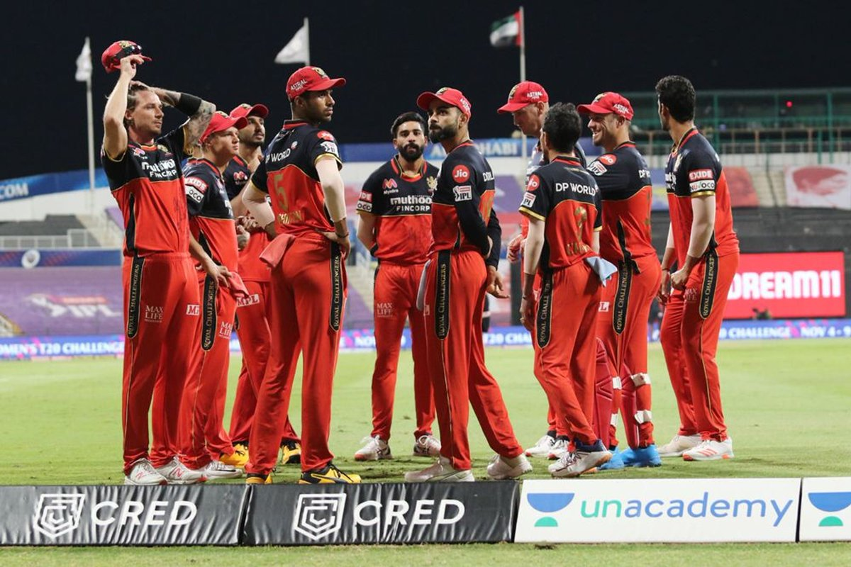 #IPL2020 Bangalore get two important wickets, de Kock and Ishan! LIVE UPDATES: sify.com/sports/cricket… #MIvsRCB | #RCBvsMI | #Dream11IPL