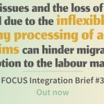 Image for the Tweet beginning: Refugees face additional challenges when