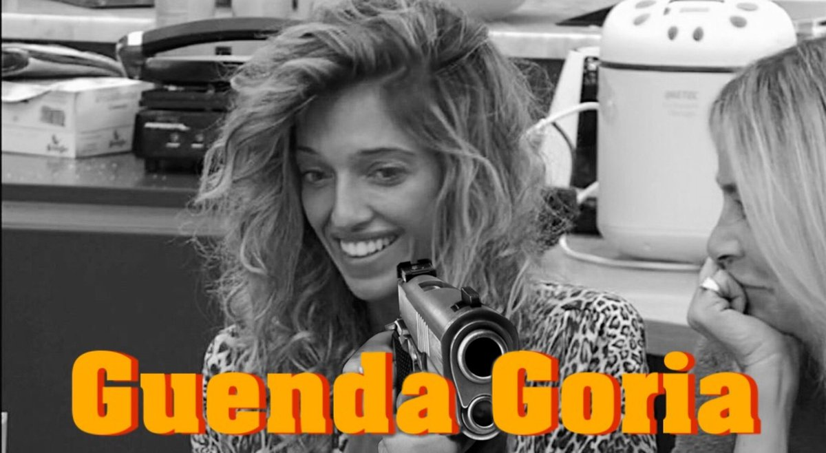 #GFVIP  GUENDA GORIA  WRITTEN AND DIRECTED BY QUENTIN TARANTINO  a Thread - https://t.co/9Eud9c0dsk