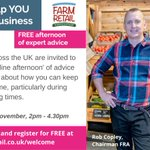 Image for the Tweet beginning: Calling all Farm Shops...  Join our