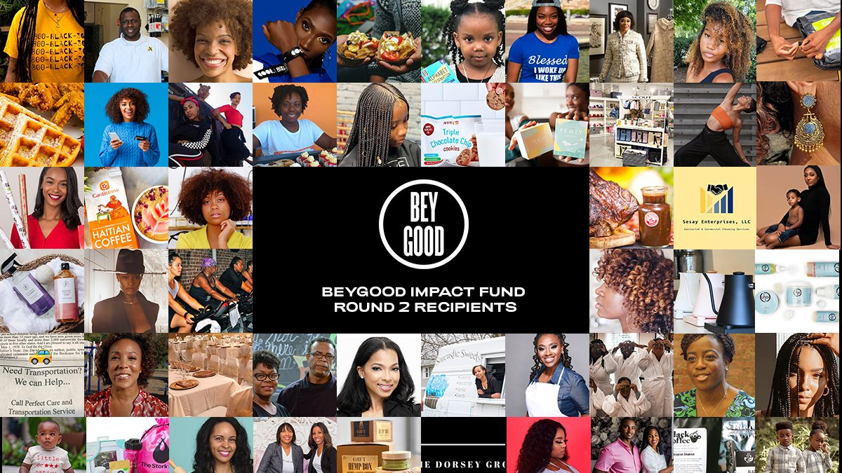 Proud to continue our support of Black-owned small businesses!