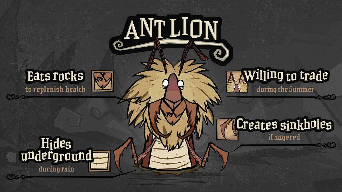 Antlion Dst