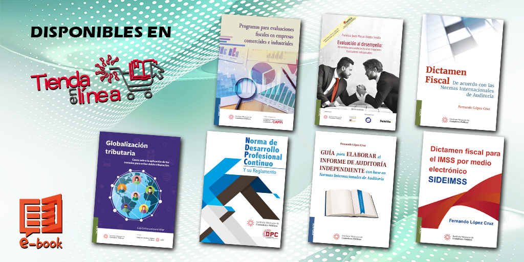 #OJO 👀 ¡Estos son los nuevos eBooks que tenemos para ti!  ¿Qué esperas para tenerlos?  Disponibles aquí ▶️ https://t.co/yAm3RAqXjS ◀️  #IMCP #TiendaEnLínea 🛒 #eBooksIMCP https://t.co/qKjcGLRmZw