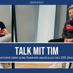 Image for the Tweet beginning: Nach 200 Zweitligaspielen kann man