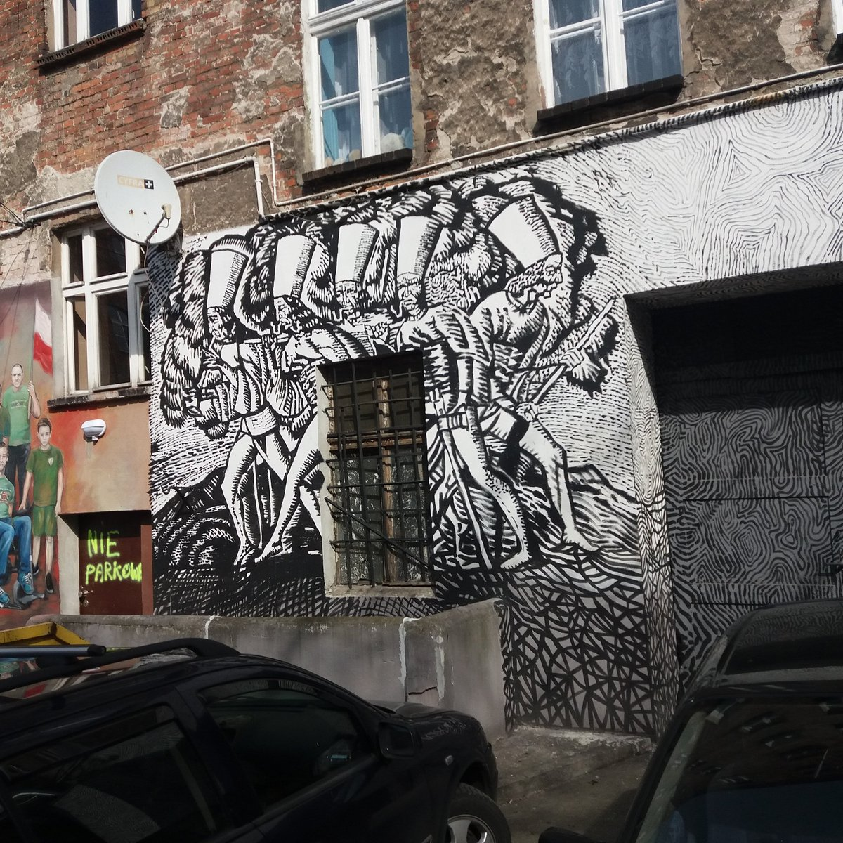 #graffiti #streetart #mural #wroclaw #Wrocław #arte #art #Walls #Poland #Polska #pl #photography #photooftheday #photo #picoftheday #PictureOfTheDay https://t.co/zbPqDIRtGE
