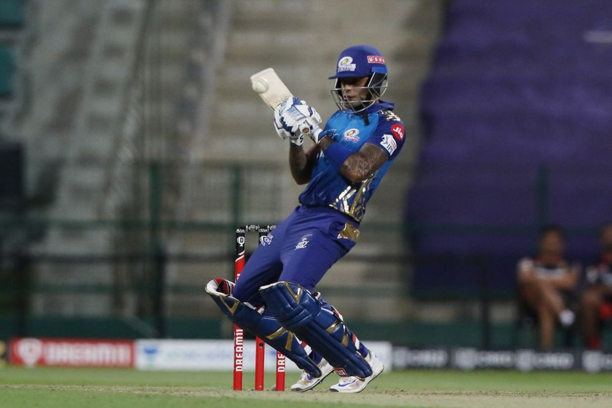 #IPL2020 Suryakumar Yadav kept Mumbai Indians alive in the chase! #Mumbai beat Bangalore by 5 wickets! LIVE UPDATES: sify.com/sports/cricket… #MIvsRCB | #RCBvsMI | #Dream11IPL