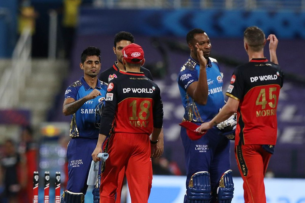 #IPL2020 Check out the points table to know where your favourite team stands: sify.com/sports/cricket… #MIvsRCB | #RCBvsMI | #Dream11IPL