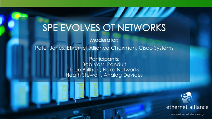 """Just a quick reminder that our """"#SPE Evolves #OT Networks"""" #webinar is available for viewing at your leisure. Offering insight into the current state and future of SPE, Check it out on demand here: https://t.co/QY93AU12iK #Ethernet #SPEWebinar #VoiceOfEthernet https://t.co/EnYtYTWrto"""