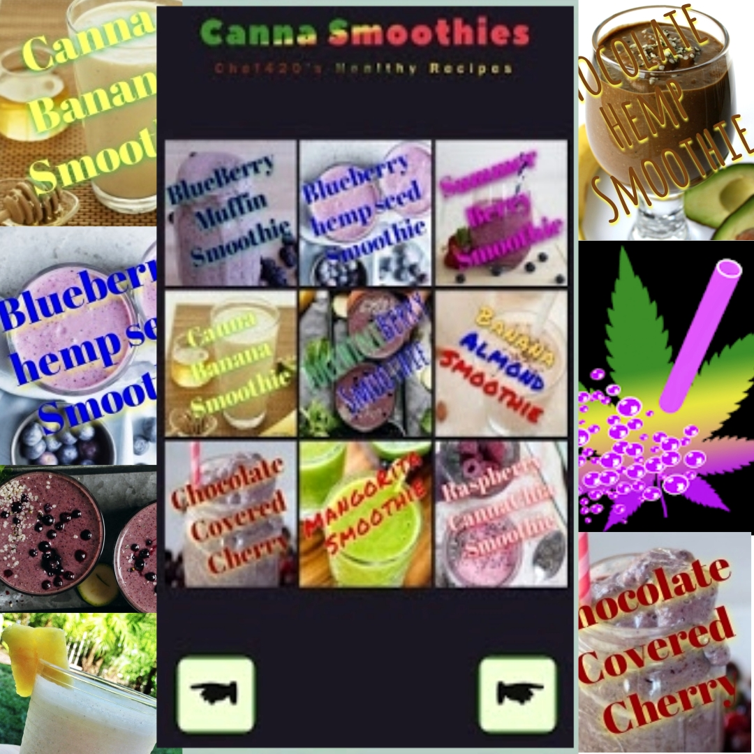 Another FREE App from Chef420 Smoothies,Blueberry, banana, strawberry, and More! Healthy Edible Infusions with Chef420 easy recipes on your android!  >>https://t.co/kuyX3UxmOr  #Chef420 #Edibles #Medibles #CookingWithCannabis #CannabisChef #CannabisRecipes #InfusedRecipes https://t.co/wKQyZ9Mfx9