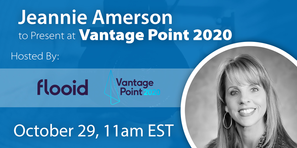 Don't forget to register for the first Vantage Point 2020 session happening tomorrow at 11 am EST. Jeannie Amerson will present along with other panelists on Store Transformations. Sign up now to save your spot! https://t.co/7LuMvc9wiw #Webinar #VantagePoint2020 https://t.co/PgGuLVaIXM
