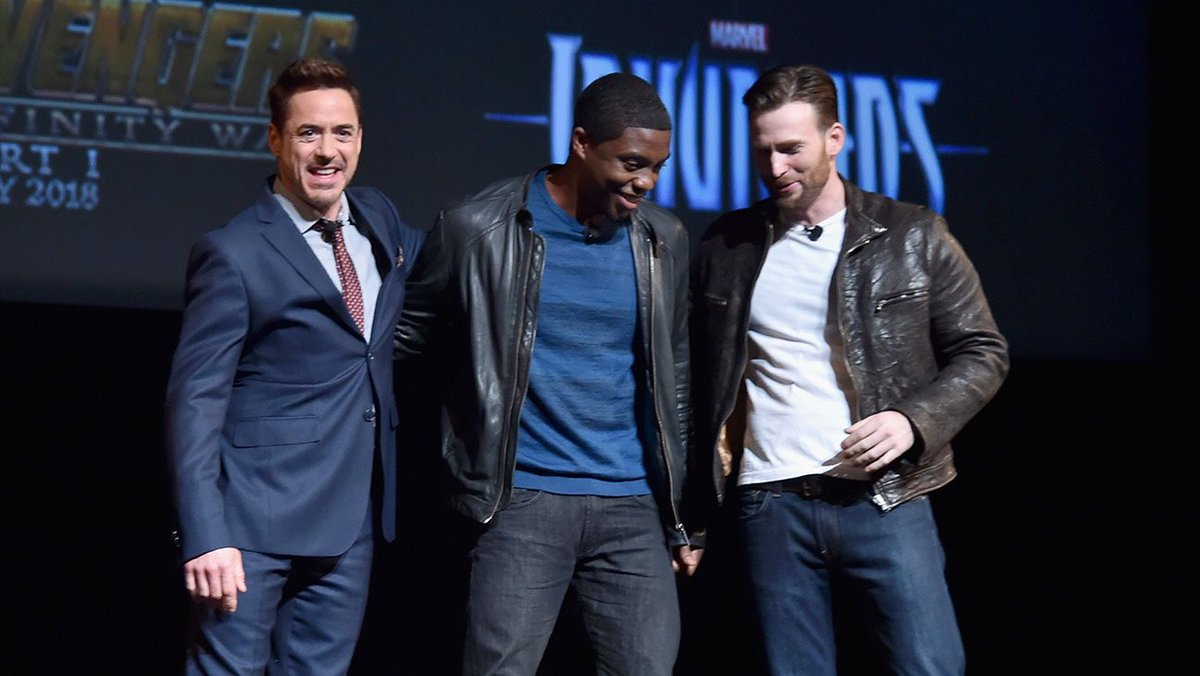 6 years ago today, Chadwick Boseman was introduced as Black Panther for the first time at the El Capitan Theatre. https://t.co/Ow8jDwfqVv