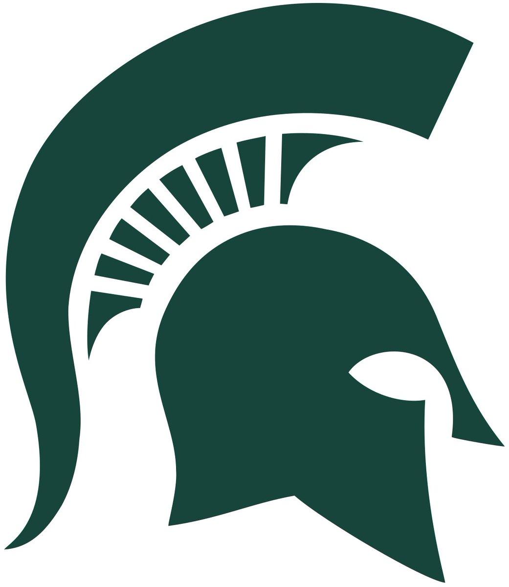 Blessed to receive an offer from Michigan State 💚 @MSU_Football @BigFaceSportss @RecruitGeorgia @ClaxtonRecruits #gammaathletics #GoSpartans🟢