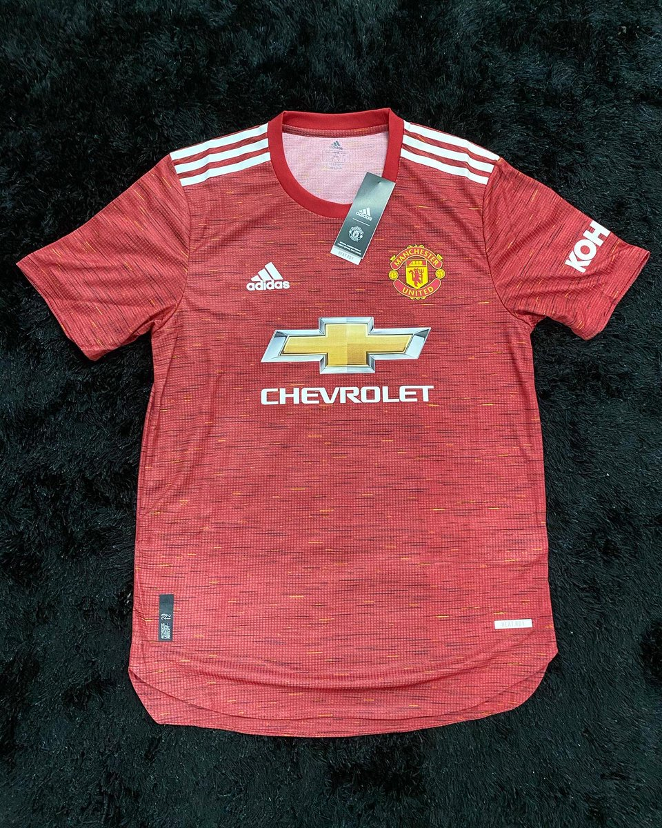 BNWT 20/21 Manchester United Authentic Player issue Home Kit HEAT RDY Size : Adult M Condition : new Sleeve : Short Price : RM350 free shipping #adidas #MUFC #jersimanchesterunited #manchesterunited #manutd #jersey #manchesterunited #bruno #cavani #pogba #maguire #rashford #GGMU https://t.co/7TljHYeYob