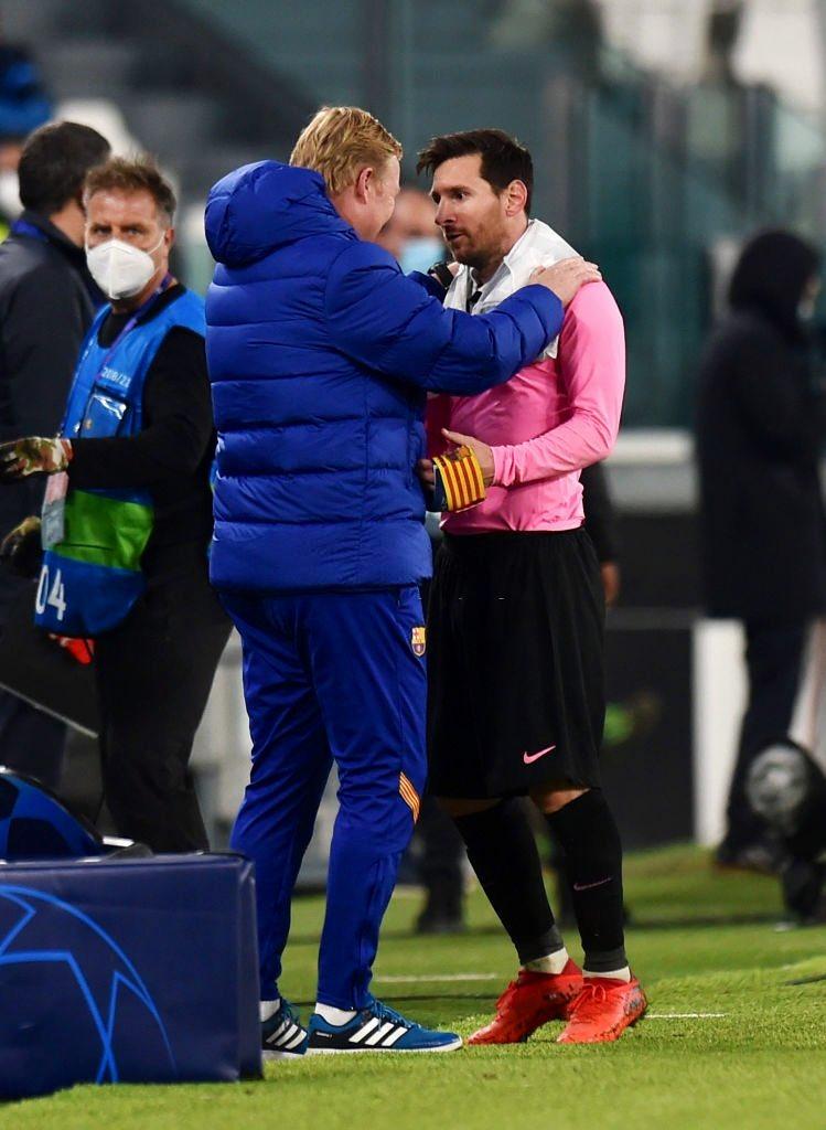 RT @LaEraGuardiola: Messi no confiaba en Bartomeu, en Koeman sí. https://t.co/ZEueVutA8k