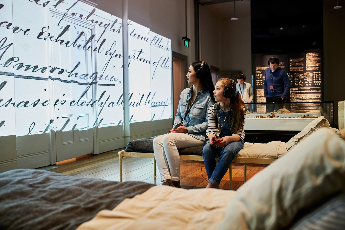 Sydney Living Museums is thrilled to be announced last night as the winner in two categories of the 2020 Museums and Galleries National Awards (MAGNAs).   The Hyde Park Barracks Renewal was the winner in the Permanent Exhibition or Gallery Fitout (Level 4). https://t.co/cqhOjA7aWX