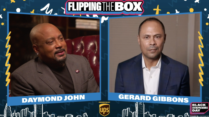 Replying to @UPS: For #BlackEntrepreneursDay, we flipped the script on @TheSharkDaymond in an interview to inspire the next generation of Black entrepreneurs. Watch the conversation now. 👇
