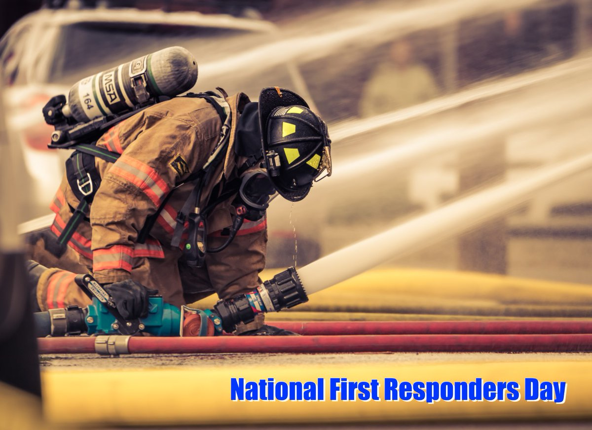 Today, FCC wants to show our appreciation for the first responders who have shown immense amounts of bravery through these times of adversity. We thank you for your selflessness not only today but every day. #NationalFirstRespondersDay #FirstResponders #COVID-19 https://t.co/R2QMwDyIgm