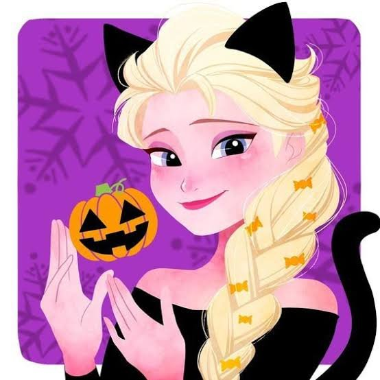 Have a Good Morning, Everyone with #Elsa is a cousin... 🌆🌅  Halloween is just 2 days left for a #weekend and I'm pretty excited... 😊👏👍  #GoodMorning #GoodMorningFriends #Elsa #Frozen #Frozen2 #Thursday #ThursdayMorning #Halloween #HalloweenIsAlmostThere #WeekendIsAlmostThere https://t.co/uizlp9KgtU