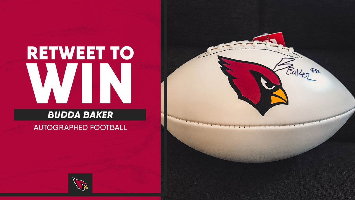 Retweet for your chance to win this football signed by the NFC Defensive Player of the Month.  @buddabaker32 x #RedSea https://t.co/htKlP4u3fj