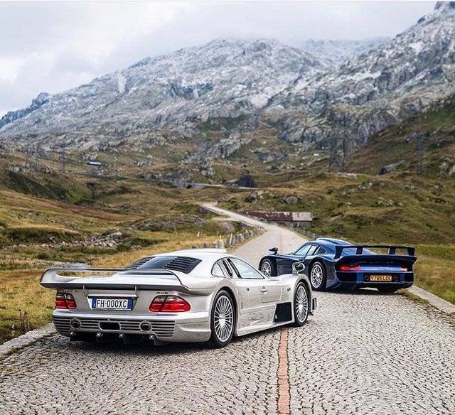 Mercedes Benz AMG CLK GTR, Porsche 911 GT1 Strassenversion https://t.co/NBUENTlFvu https://t.co/fsrDPm2Mnk #supercar #customcar #luxurycar #TopGear #luxury #carnews #bespokecar #F1 #Elitesportspackages #Musclecars #Autos #Hypercars #Billions_Luxury_Portal #LuxuryLivingmagazine https://t.co/N7qp4qzuPx