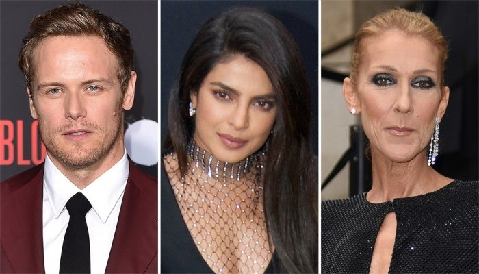 @priyankachopra announced her next #Hollywood film, a #romantic drama featuring an interesting cast. The actress shared on #Instagram that she will soon team up with @SamHeughan and @celinedion for a movie, which will be directed by #JimStrouse.