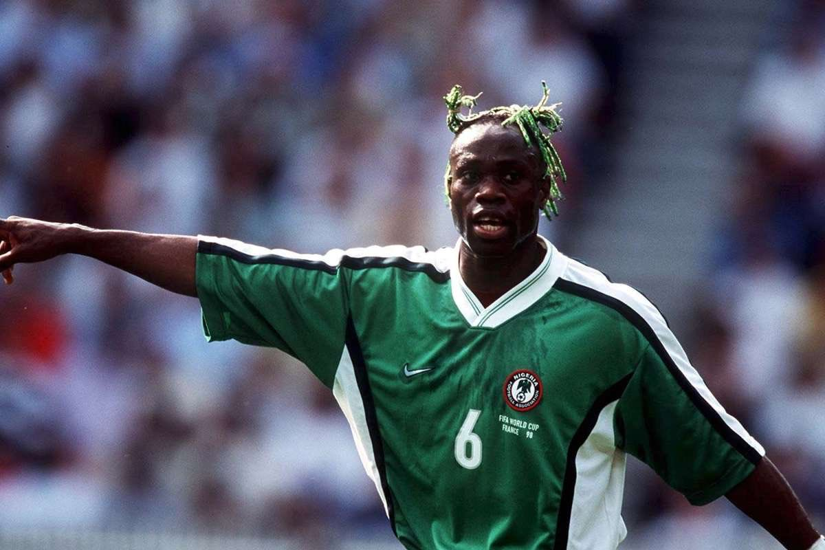 How am I going to do that Dad thing to my kids where I explain we had it tough but they found out that we could get Taribo West on a free? #cm0102