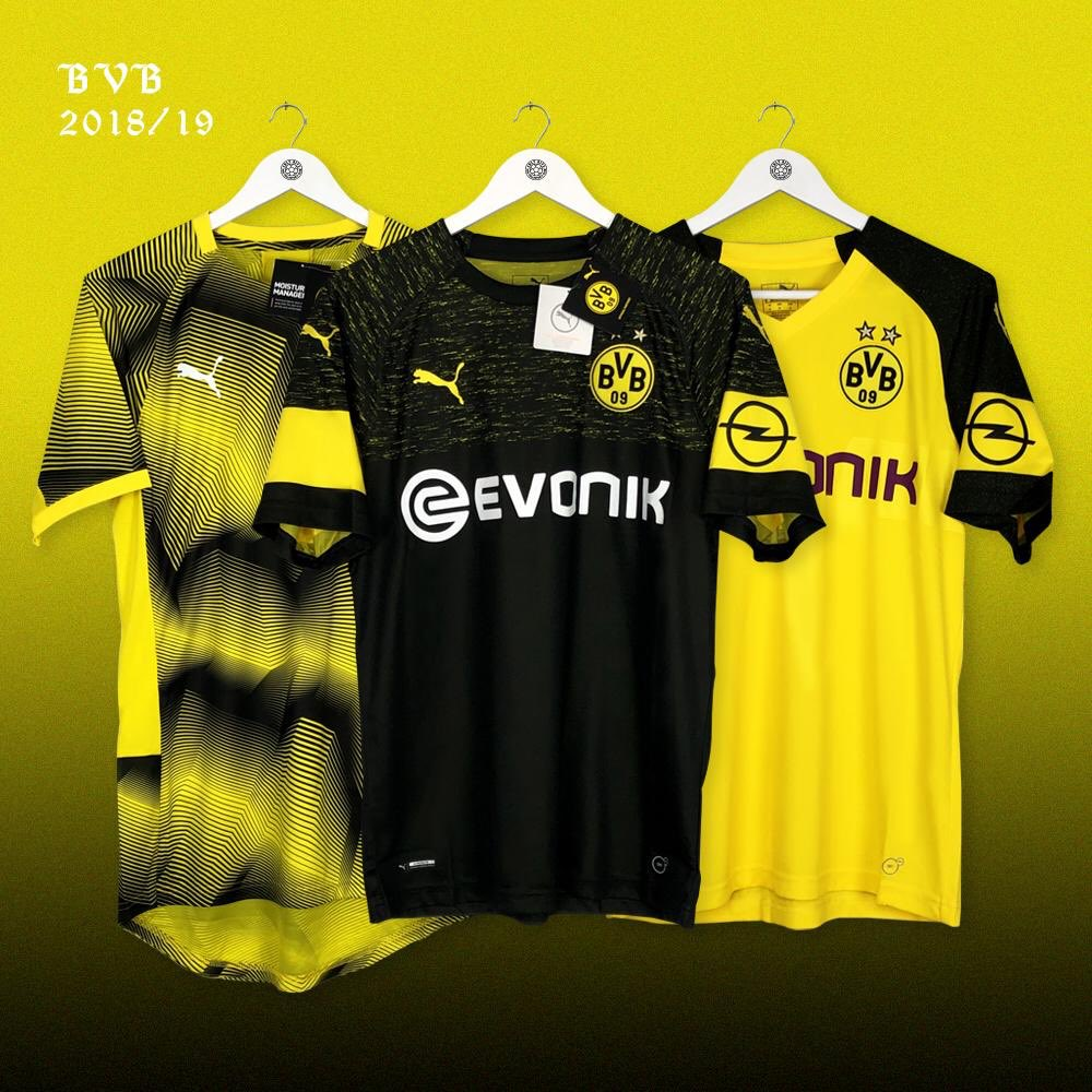 More BVB jerseys and training wear now added to clearance. 💛🖤 👉 cultkits.com/search/?search…