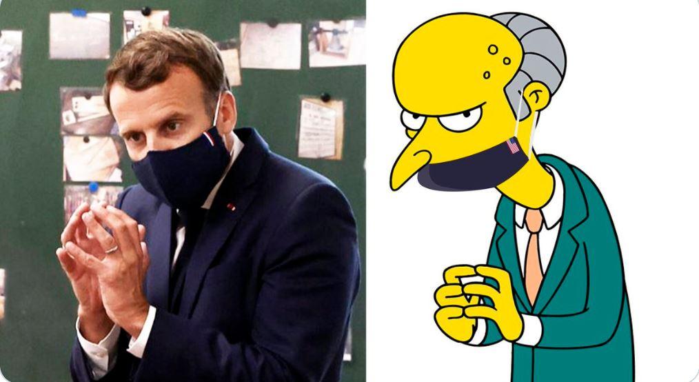 #confinement #COVID19. . Transport en commun et les écoles sont des vecteurs du #COVID19 . #Macron préfère le #Medef au Peuple Français. https://t.co/pCSrRtpuNE .