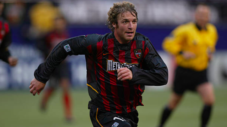 On this date in 2008, defender Jeff Parke was selected by Seattle in the expansion draft, ending his 5 seasons for Metro and #RBNY.   The FINAL pick of the 2004 MLS SuperDraft, Parke played 143 matches for Metro. He's still 12th all-time in minutes played for the club.