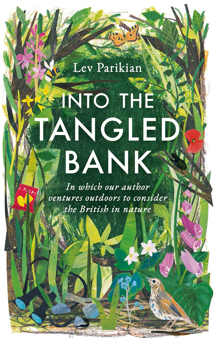 We love great books. Our next #bookreview from @LisaTulfer is Into The Tangled Bank by @LevParikian published by @eandtbooks You can read our review in Issue 6 of The Pilgrim at thepilgrim.org.uk/product-page/t… #nature #birdwatching #wildlife #bookboost #bookrecomendation
