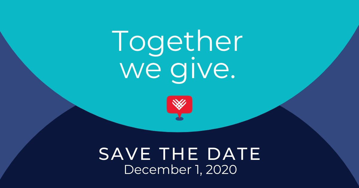 We're just going to go ahead and drop this here for now. Stay tuned to learn more about this year's #GivingTuesday efforts!