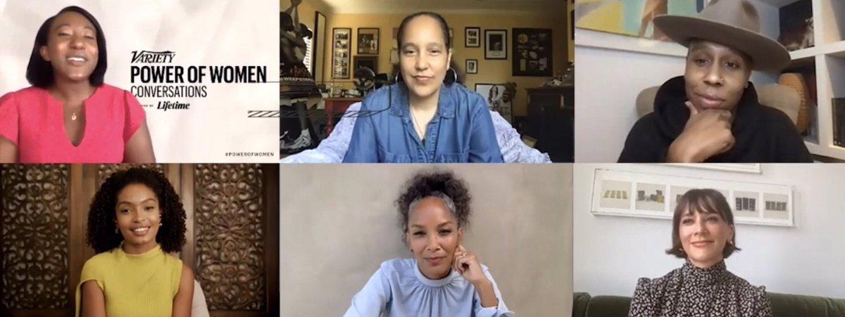 @HartHanson #LenaWaithe, Yara Shahidi,  and More Join Variety's #Represent Black Women Creators Roundtable https://t.co/kiF3mOWqYI via @Variety https://t.co/3Vc21G5klu