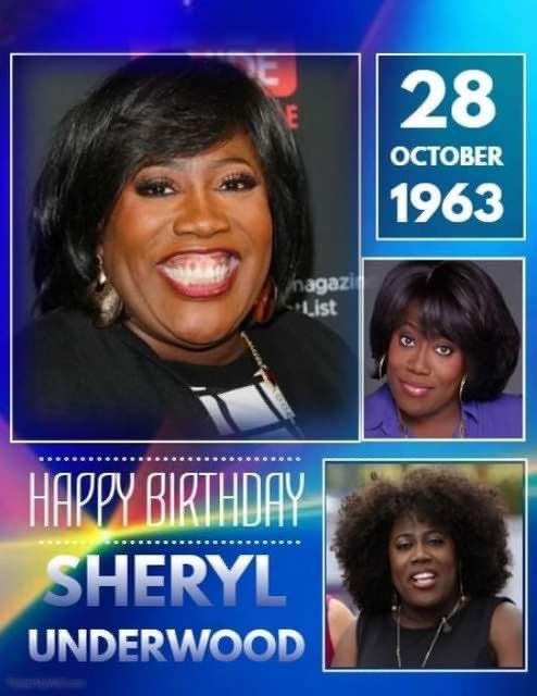 Happy Birthday Sheryl Underwood from #Tokovlradio your #StLouis #350thAffiliate https://t.co/E69HWQkCyA