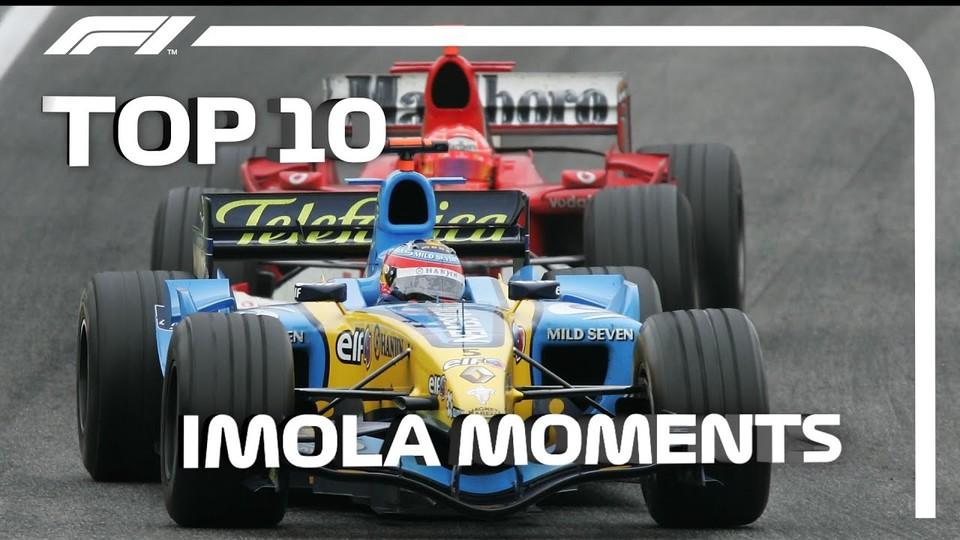 Top 10 Imola Moments #f1  https://t.co/aUMRIa2AZS https://t.co/HdFdHlyt0e